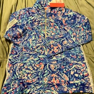 Lilly Pulitzer Jonah popover NWT